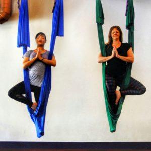 joy of yoga™ flight school aerial basics october 2017